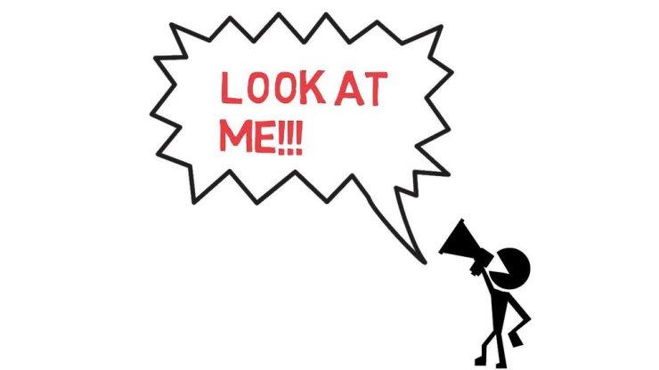 attention+seeking+behavior