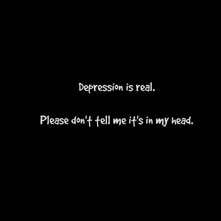 Depression-is-real