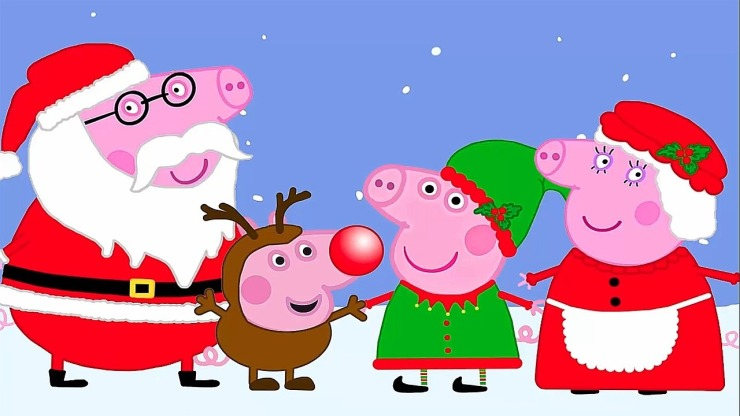 christmas-with-peppa-pig-christmas-family-peppa-pig-characters-regarding-peppa-pig-christmas